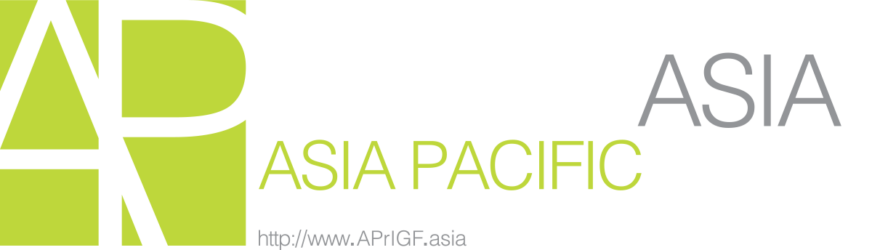 2012 Asia Pacific Regional Internet Governance Forum
